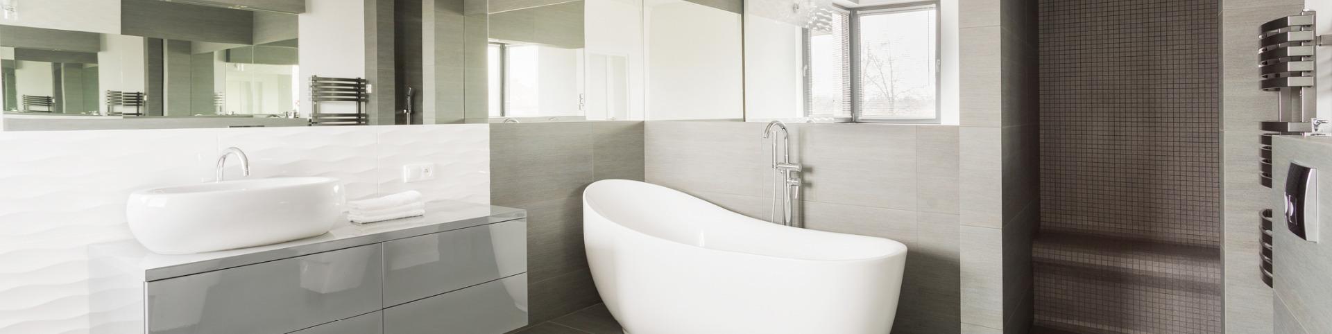 Bathroom installations northampton h2o plumbing heating for Bathroom design northampton