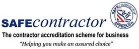 Part of the Safe Contractor Scheme